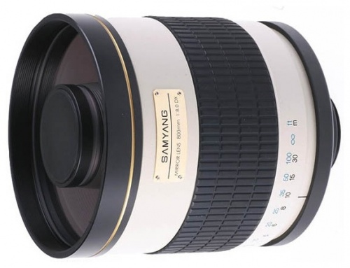 Samyang 800mm f/8.0 MC IF Mirror T-Mount