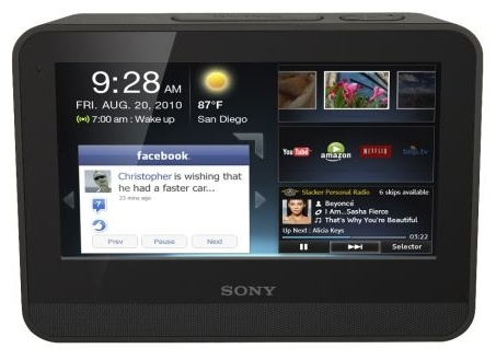 Sony Dash Personal Internet Viewer