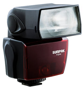 Sunpak PF30X for Canon