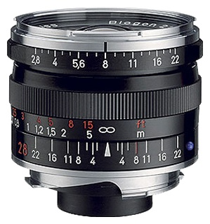 Zeiss Biogon 2.8/28 ZM